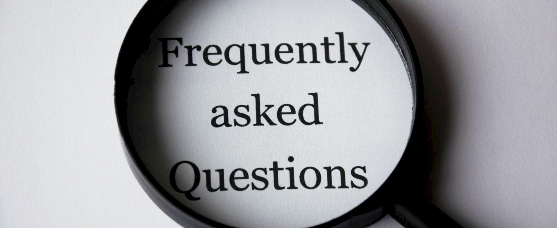 よくある質問の画像