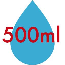 500ml以上