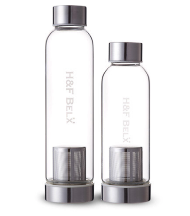 H&F透明タンブラー